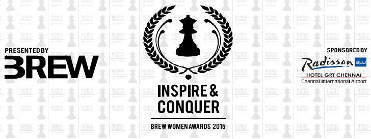 Brew Women Awards 2015