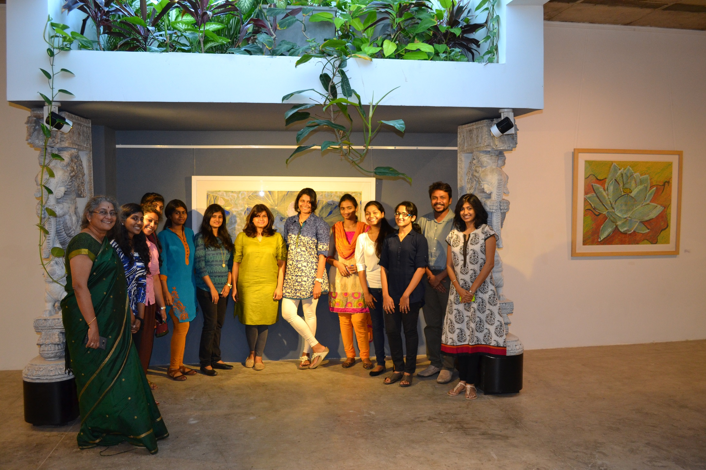 2013-14 Shilpa Architects Intern Convocation