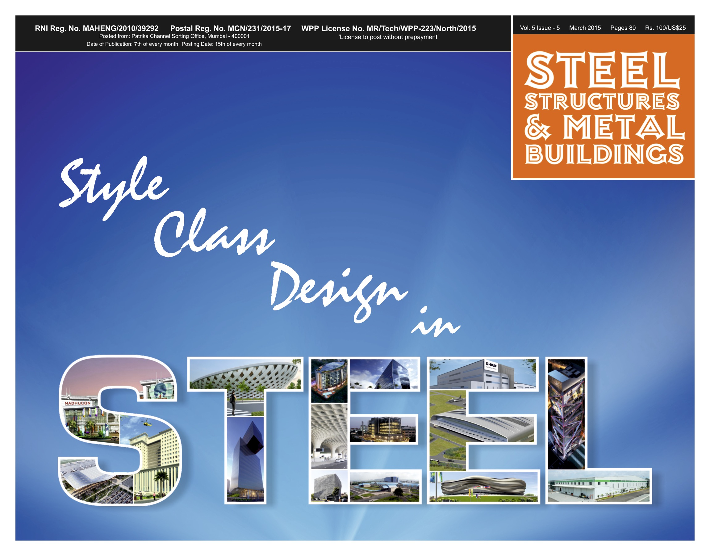 Steel Structures and Metal Buildings - OBO Bettermann